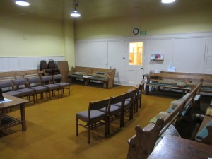 The Main Meeting Room